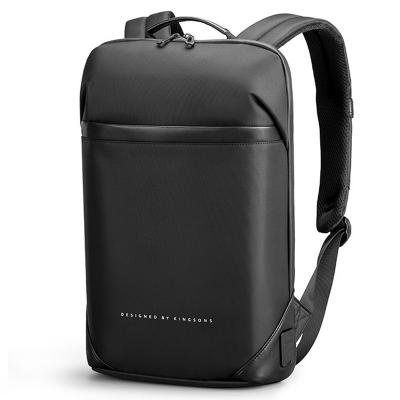 Casual Slim Laptop USB Charging Backpack