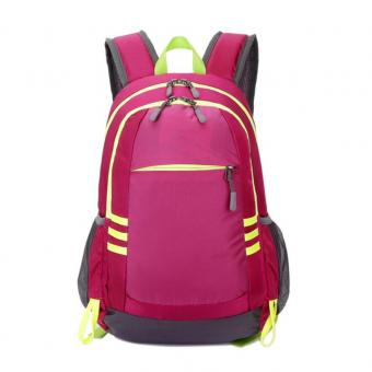 water resistant computer bag college student school book bag large capacity laptop USB charge travel backpack