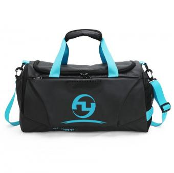 New Design Shoes Compartment Swim Yoga Bag Waterproof Fitness Bag Wet Pocket Sport Gym Bag -ORSTAR