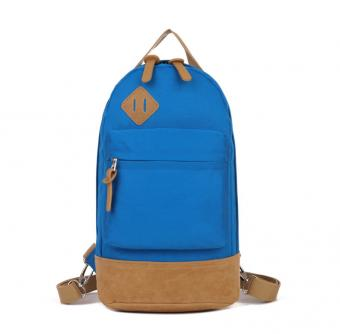 Unisex Nylon Chest Bag Wholesale Crossbody Daypack Bag Factory Hot Sale Sling Backpack -ORSTAR