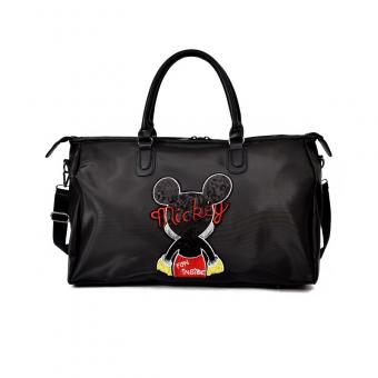 Durable Fashion Hot Tote Business Trip Bag Unisex Mickey Duffel Bag Wholesale Nylon Weekender Travel Bag -ORSTAR